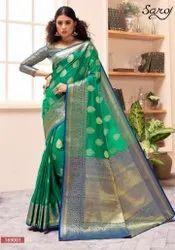 Wedding Wear Banarasi Silk Saree