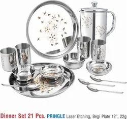 DINNER SET -PRINGLE