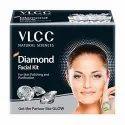 Diamond Cream Vlcc Facial Kit, For Face