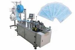 3 Ply Blank Mask Making Machine