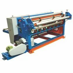 SCA-54 Rotary Reel To Sheet Cutter Machine