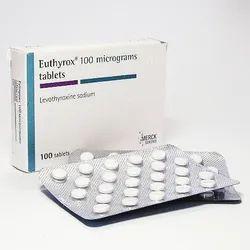 Euthrox 100mcg Tablets