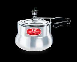 HOT & TUFF Inner Lid Pressure Cooker Handi, For Home, Size: 3.5L