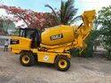Self Loading Concrete Mixer 4 Cm/Batch