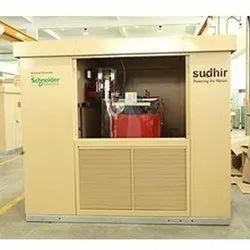 1.25MVA 3-Phase Package Unitized Substation