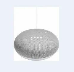 Grey Google Home Mini Smart Speaker