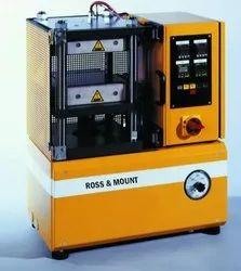 LP-500 Laboratory Press, Capacity: 5 - 20 Ton