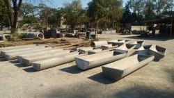 600mm Dia RCC Cattle Trough (1.25 Mtrs) & (2.5 Mtrs)