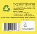 Shistaka 100% Organic Basil Turmeric Green Tea