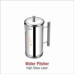 High Gloss Laser - Pitcher