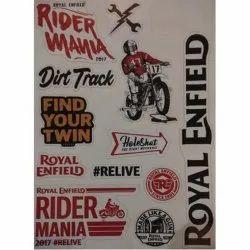 Bike Graphic Stickers