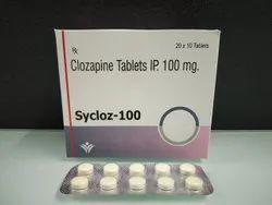 Clozapine Tablet Ip, 100 Mg.