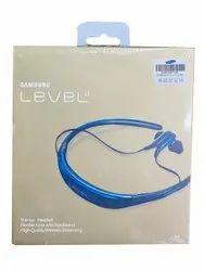 Black Samsung Stereo Headset Wireless Level U
