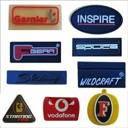 Rubber Stickers