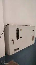 Semi Automatic Sanitary Vending Machine