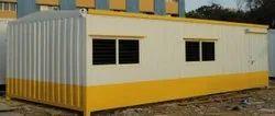 Steel Prefabricated Site Office Cabin