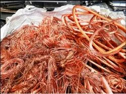 Copper Cable Scrap, For Automobile Industry, Packaging Size: 50 Kg