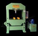Power Operated Hydraulic Press 150 Ton