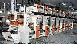 Rotogravure Printing Machine Standard Model