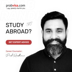 Study Abroad Consultancy Services, Choice, Prab Randhawa