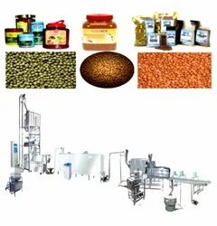 Fish Feed Processing Line