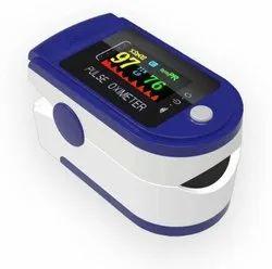Four Color Fingertip Pulse Oximeter