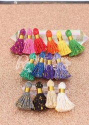 Decorative Multi Mini Tassel