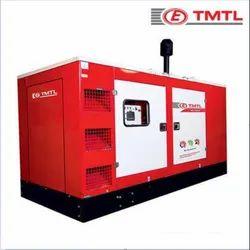 62.5 kVA TMTL Water Cooled Diesel Generator, 3 Phase