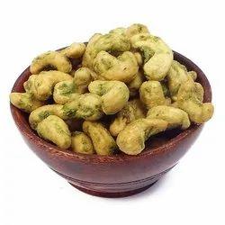 Seasoned Flavored Cashew Green Chilli Fried