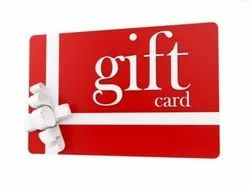 Gift Cards, Packaging Type: Email Or Physical Card