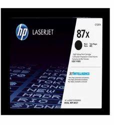 87XC HP Laserjet Toner Cartridge