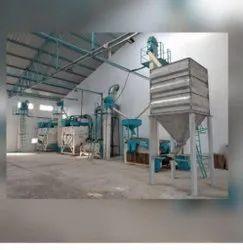 Wheat Processing Plant