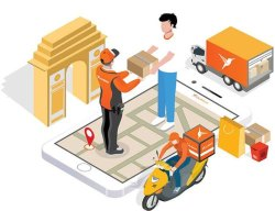 Online Pan India Custom Logistics Service