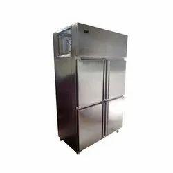 3 Star Gray Multi-Door Refrigerator, Multipale Door, Capacity: 600ltrs