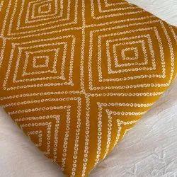 Exclusive Pure Cotton Designer Fabric, Digital Prints