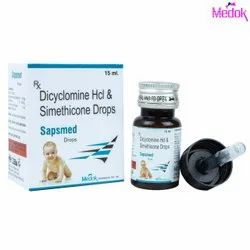 Dicyclomine HCL and Simethicone Drops