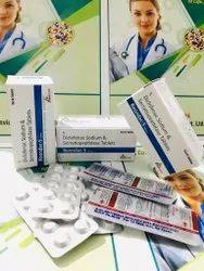Diclofenac Sodium And Serratiopeptidase Tablets
