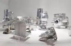 Aluminum Machine Components