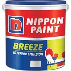 Smooth Matt Finish Nippon Paint Breeze Interior Emulsion