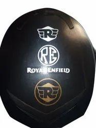 PVC Royal Enfield Sticker