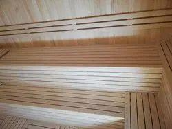 Sauna Bath Designer Room