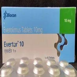 Evertor (Everolimus 10MG)