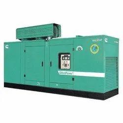 50 kVA Cummins Diesel Generator, 3 Phase