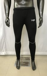Mens Running Lycra Track Pant