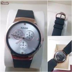 Analog Latest Rado Men Wrist Watches