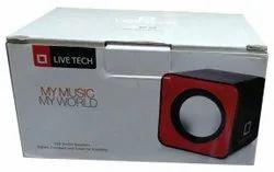 Live Tech 2.1 USB Stereo Speaker