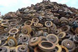 Brown Hms 1 & 2 Scraps Cast Iron Scraps, For Metal Industry, Packaging Type: Loose