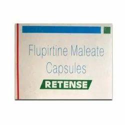 Retense capsule ( Flupirtine Maleate Capsules )