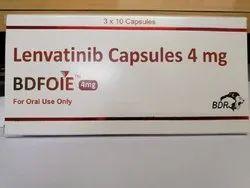 Bdfoie 4mg Lenvatinib Capsules