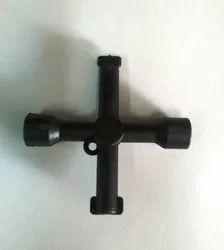 4-Way Key -PVC
